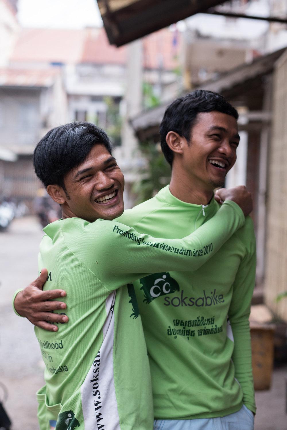 Saram and Chumno