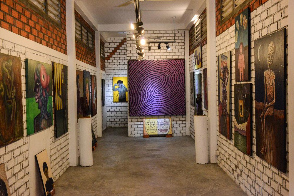 Romcheik5 Gallery, Battambang