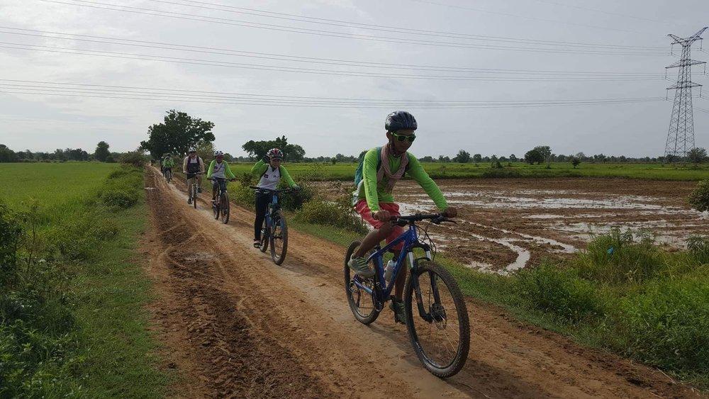 Soksabike Tour, Batttambang
