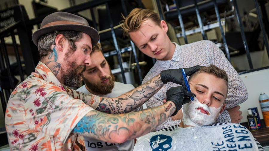 How to Become a Barbering Teacher