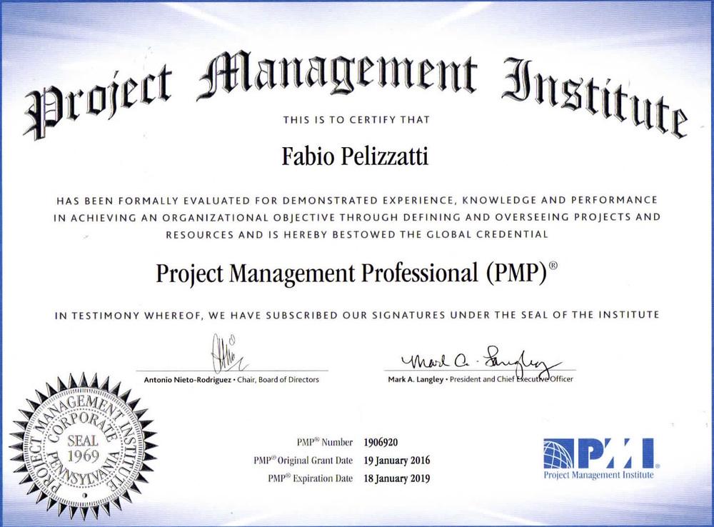 About Fabio Pelizzatti Architect