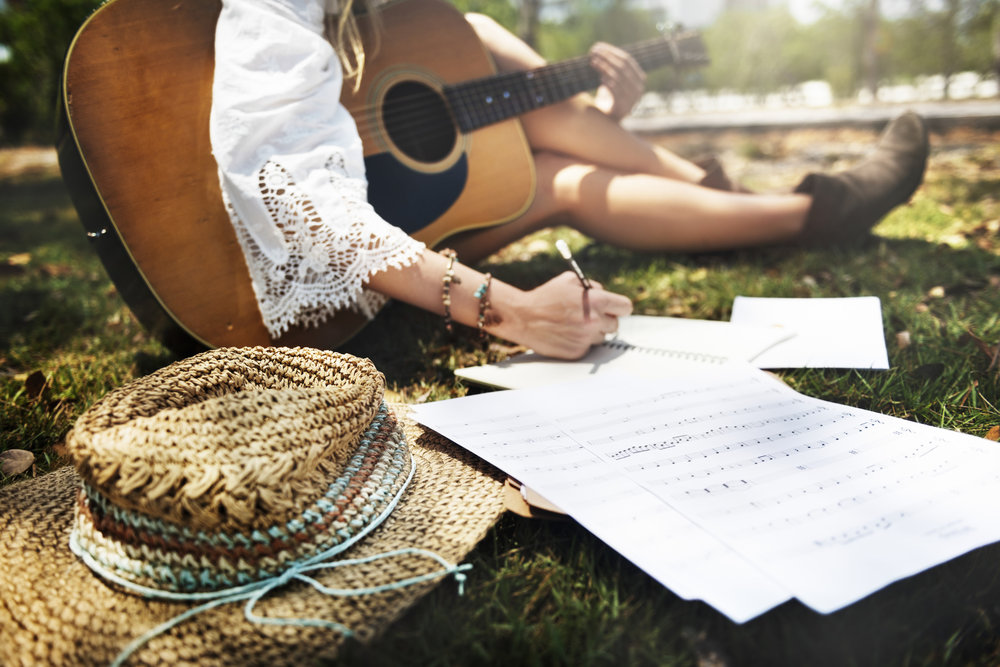 Guitar songwriting for beginners Guitar lessons