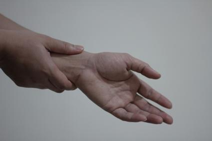 guitar wrist pain