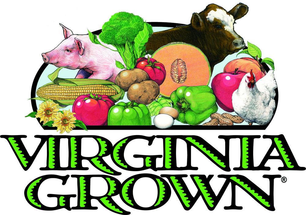 Buy Fresh, Buy Local, Buy Virginia Grown!