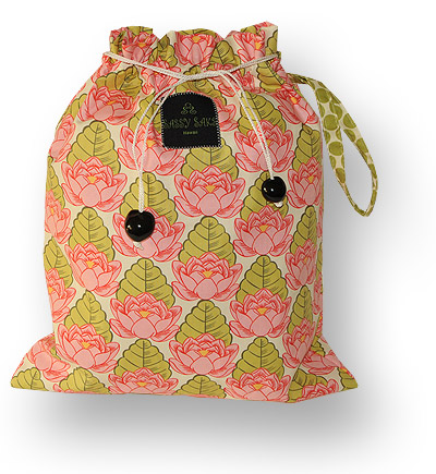 Pink Lotus My Stuff Tote