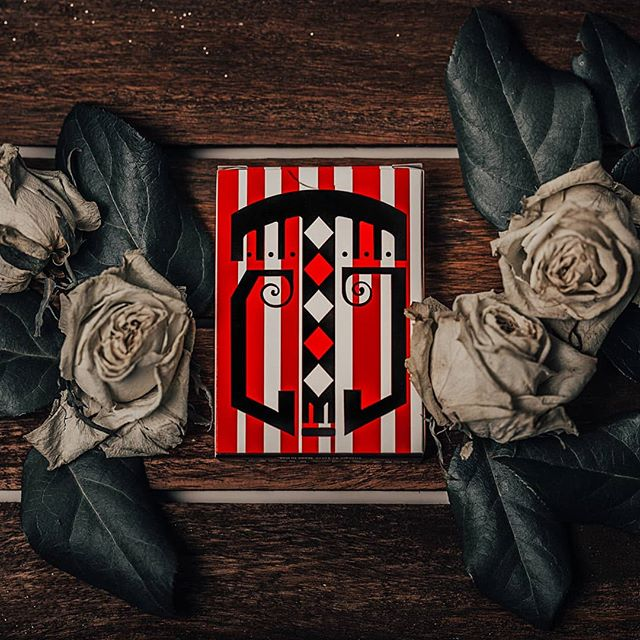 Don't miss your chance to get this incredible deck of cards at the link in our bio.