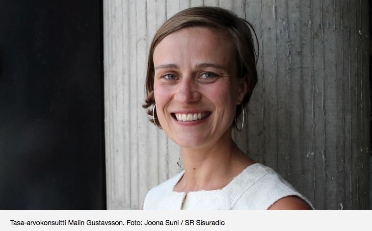 Tie tasa-arvoon – sukupuolen moninaisuus ja oman etuoikeutensa ymmärtäminen  (Sisu radio, Sveriges Radio, 28.7.2016)