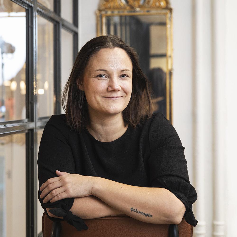 Nina Blomberg
