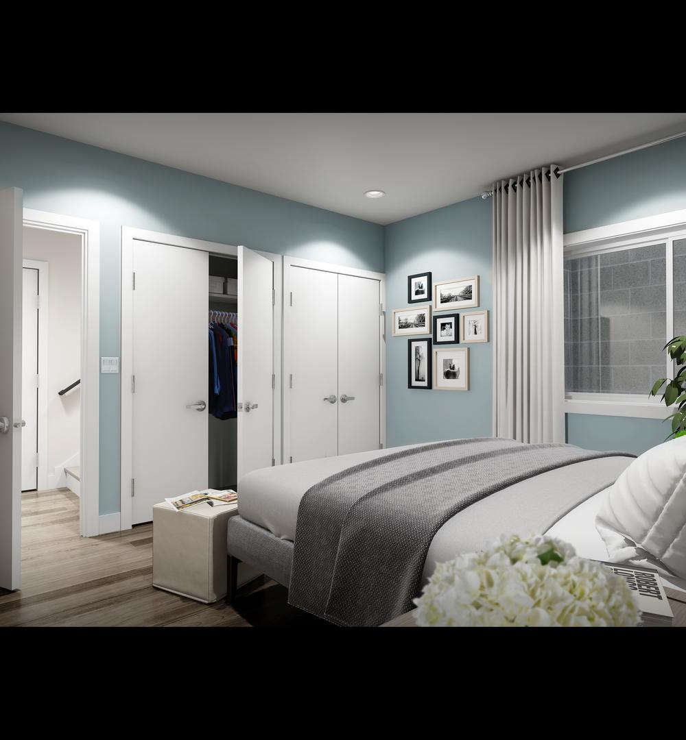 Basement Bedroom Rendering- Unit 1 - Garden Court.png