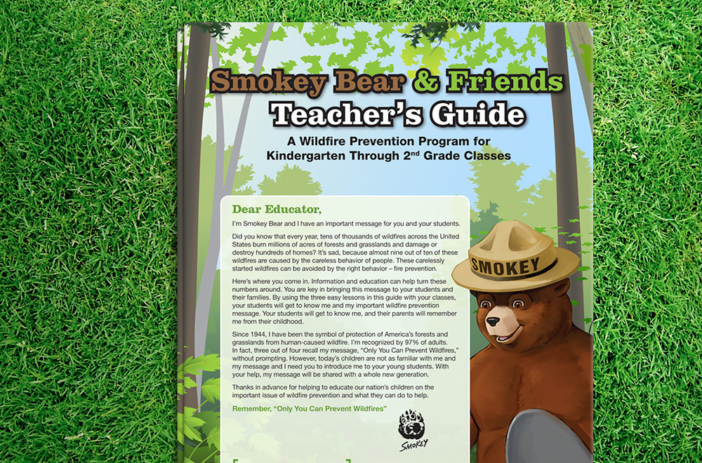 USDA: Smokey Bear