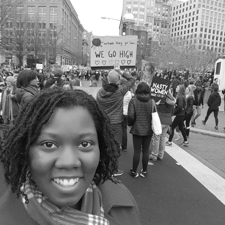Alaina Reaves, Field Organizer