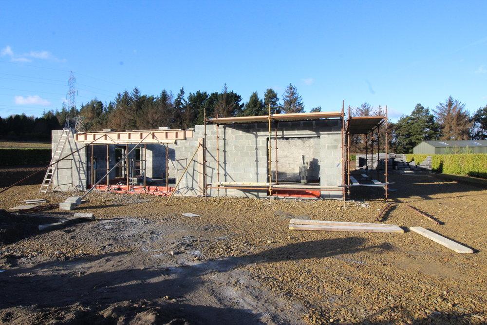New build window openings