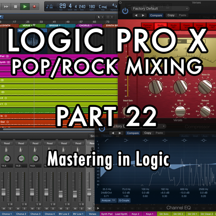 PART 22 - Mastering in Logic