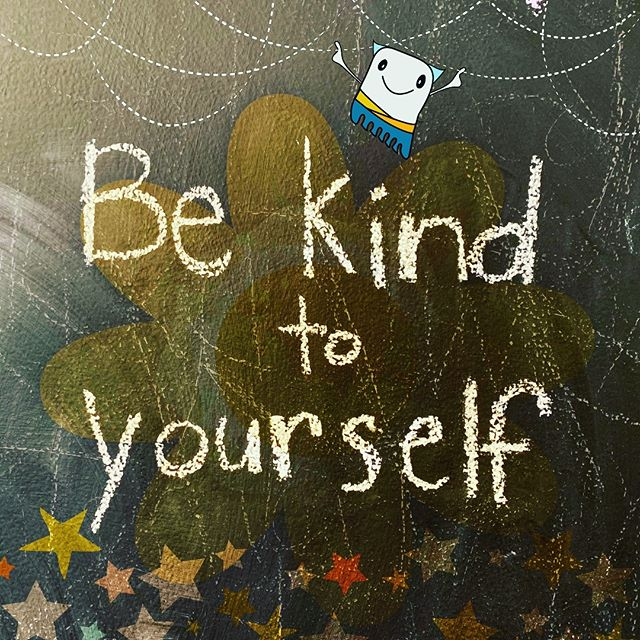 Snuggle your own mind by being kind to it. ⭐️🤗💛#mindfulkids #positivevibes #mindsnugglers #goodthoughts #kindness #kind #bekind