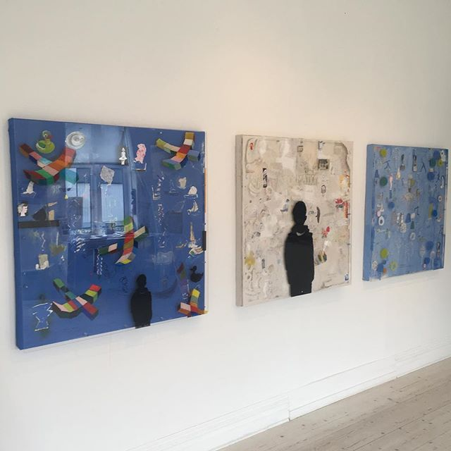 Missa inte vår utställning med Åsa Davidsson. Birgitta Nelson Clauss, Tove Mauritzson tom 5 juli Idag öppet till kl 17 Midsommarafton stängt - Hjärtligt välkomna! #galleripalmfalsterbo #birgittanelsonclauss #tovemauritzon #åsadavidsson #galleripalm