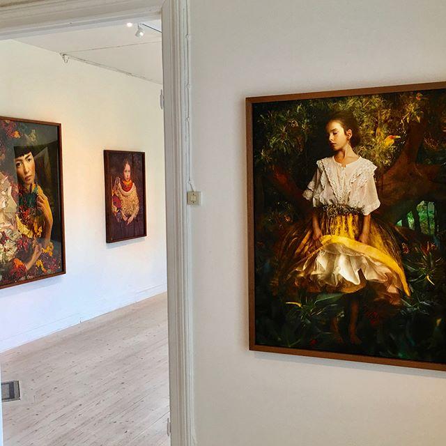 Fr.o.m. lördag 8 juli kl 13-16 visas @coopergorfer fantastiska fotoutställning på @galleripalm i Falsterbo #coopergorfer #falsterbo #foto #skanör #galleripalm #galleripalmfalsterbo #art #konst #fotoutställning