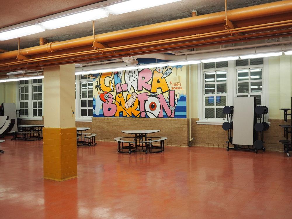 Clara Barton High School, Brooklyn. NY