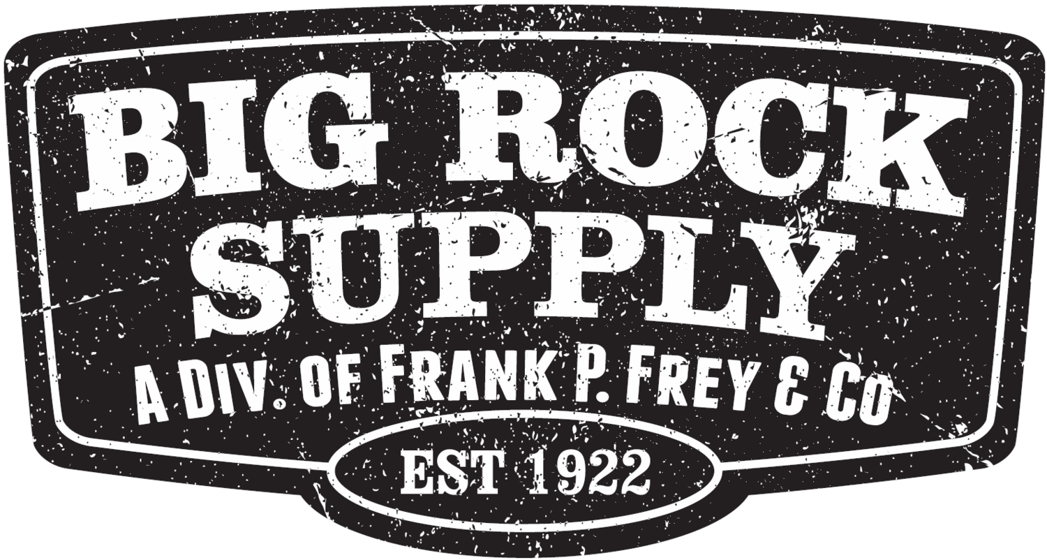 Big Rock Supply Blog