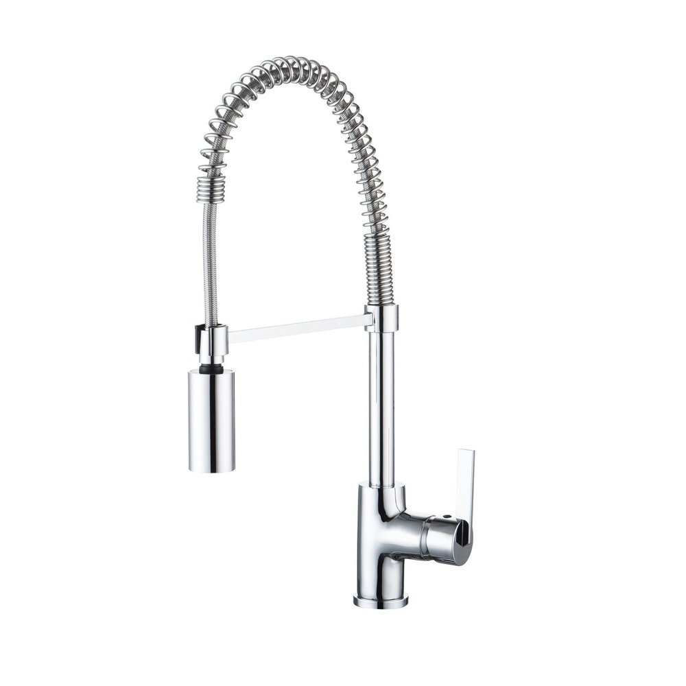 Enzo Rodi Polished Nickel Faucet