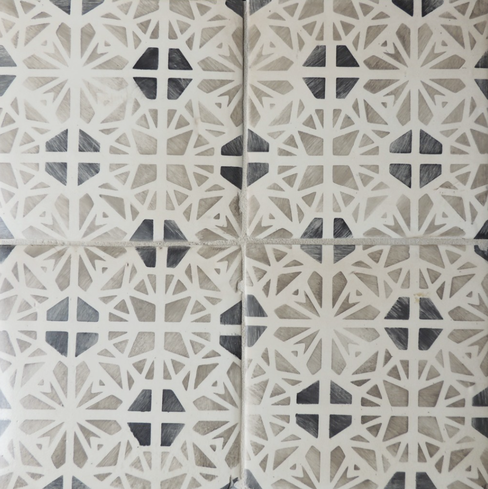 olliePop Design // Kitchen remodel tile