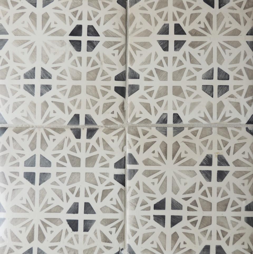 olliePop Design // Kitchen remodel tile