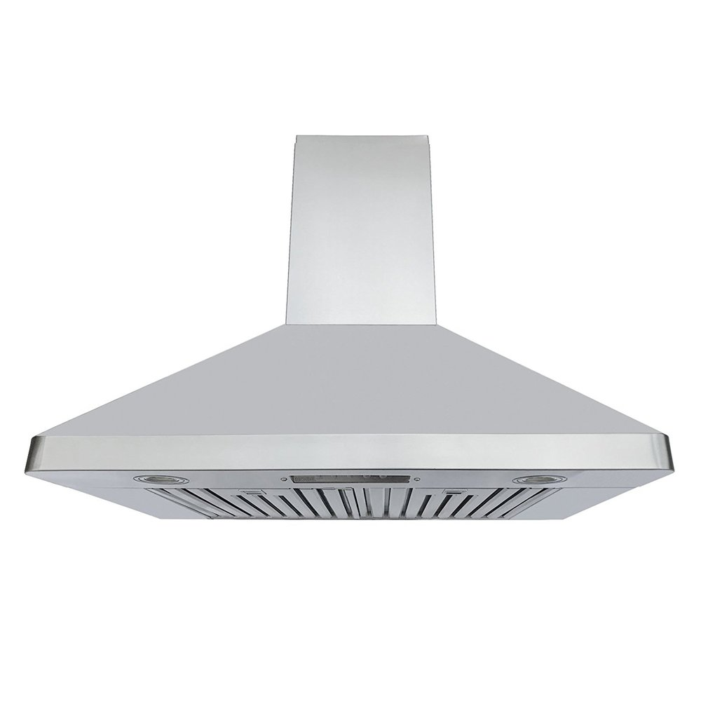 olliePop Design // Kitchen remodel : modern range hood