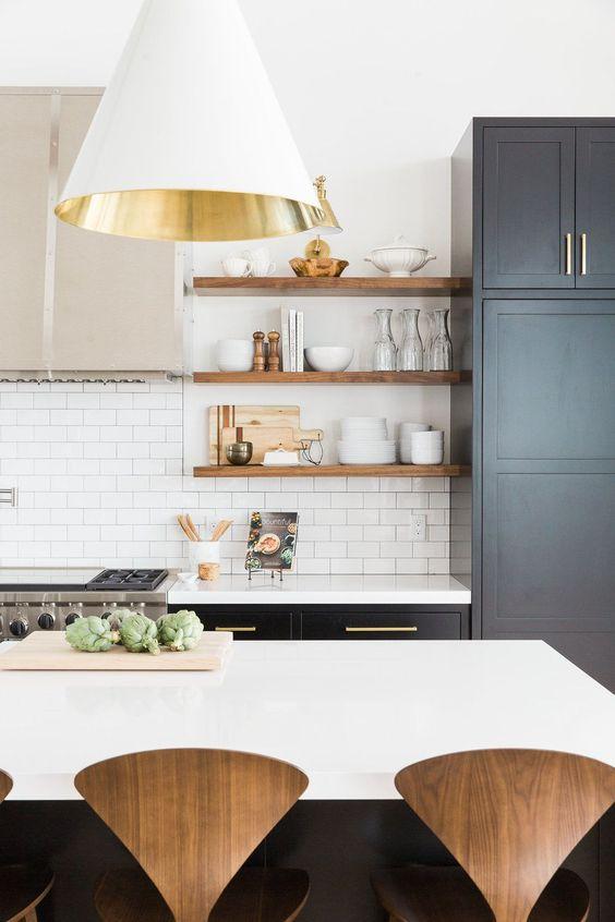 olliePop Design // Kitchen Lighting
