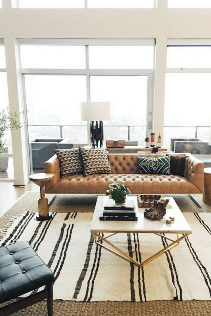 – Layering rugs trend inspiration. Check our ideas at www.olliePopDesign.com and follow us on Pinterest @olliepop_design for more interior design and home decor ideas #homedecor #rugs #interiordesignideas