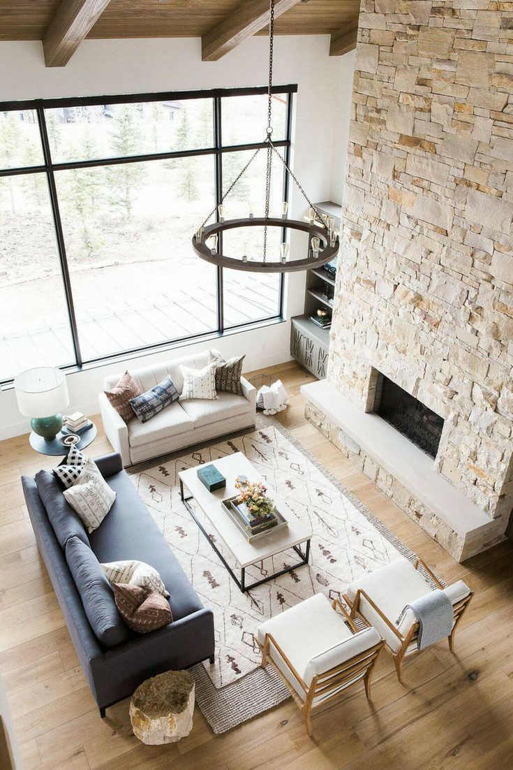 Perfect layered rugs and neutrals mix – Layering rugs trend inspiration. Check our ideas at www.olliePopDesign.com and follow us on Pinterest @olliepop_design for more interior design and home decor ideas #homedecor #rugs #interiordesignideas