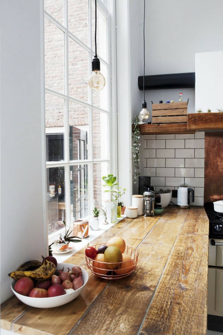 Friday Inspiration : Kitchen Countertops That Steal The Show ...