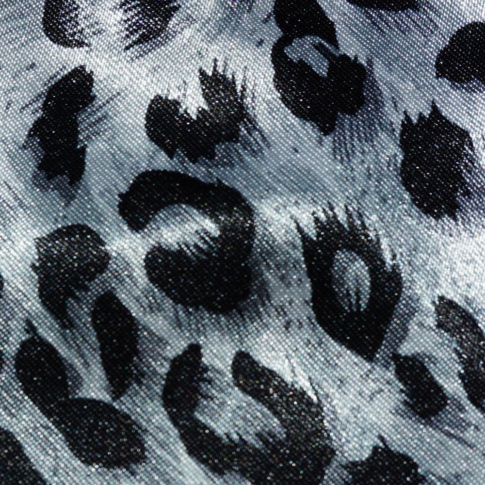 Get Wild Silver Snow Leopard
