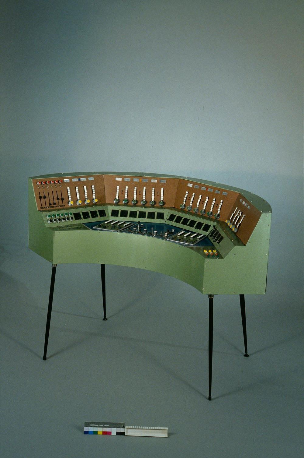 Gmebaphone 2, Christian Clozier, 1975,Musée de la musique