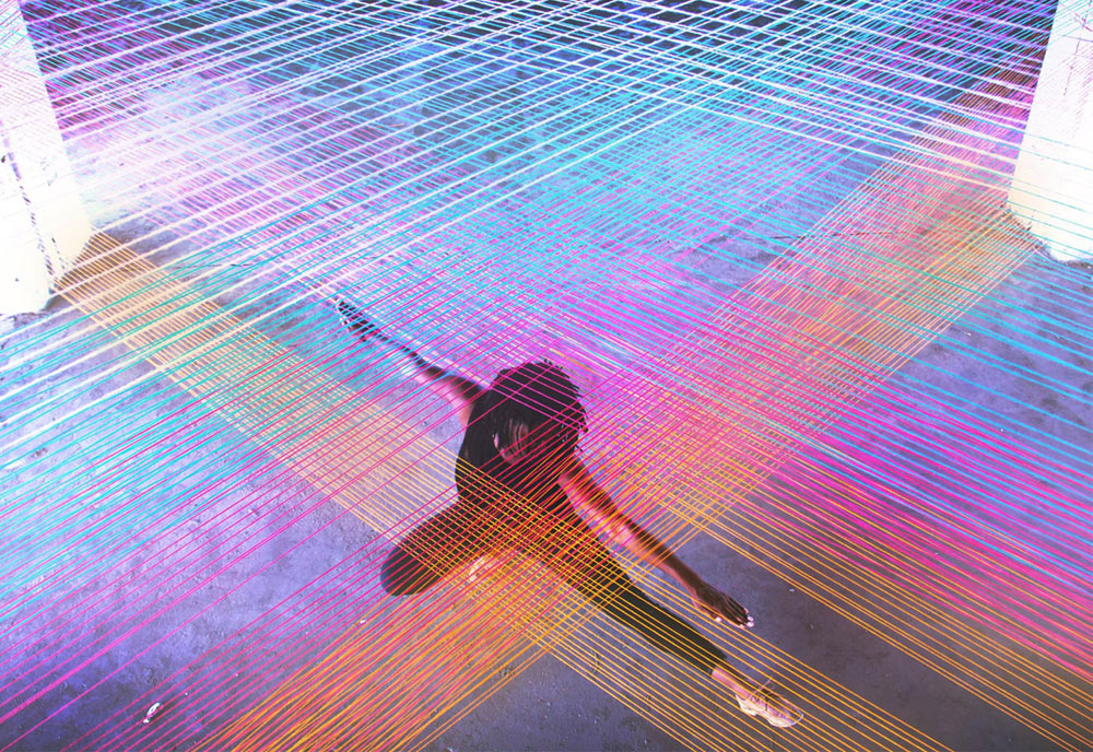 'Synth' by Toluwalase Rufai and Khai Grubbs