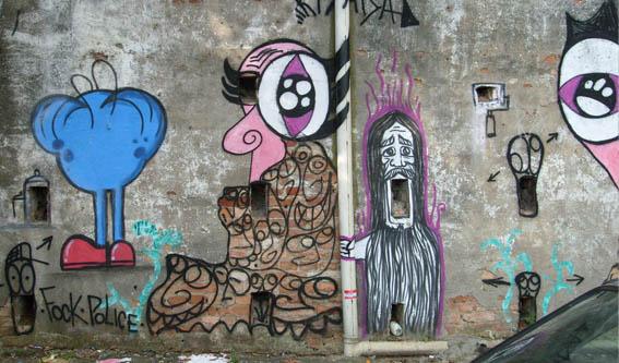 Matt Lewis, Audio Graffiti