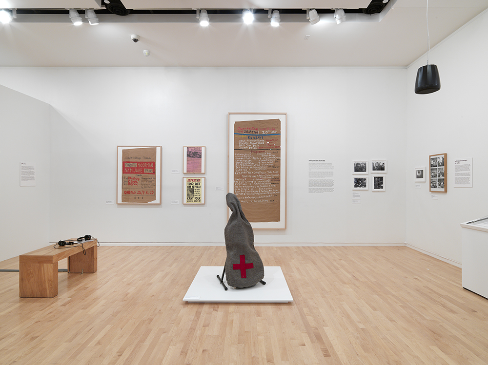 Author of Astonishment: Charlotte Moorman at the Block Museum