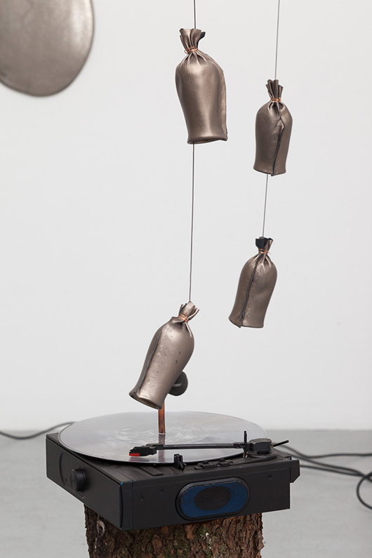 Vicky Browne, Bells with Bells, 2015.