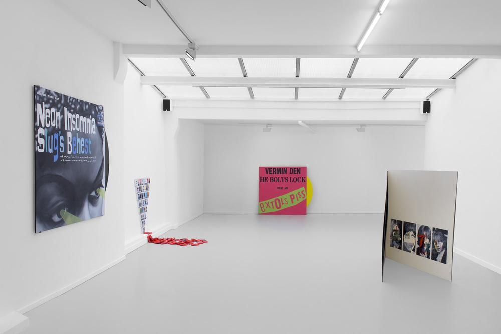 Monaural, Eric White, Grimm Gallery, Amsterdam, 2016