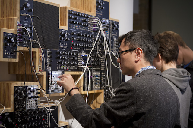 Yuri Suzuki, The Global Synthesizer Project, 2016