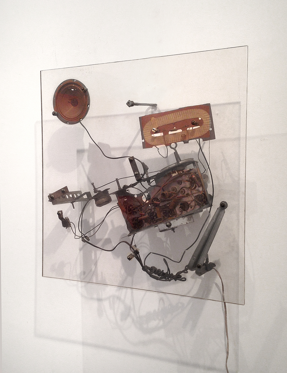 Jean Tinguely, Untitled, 1962
