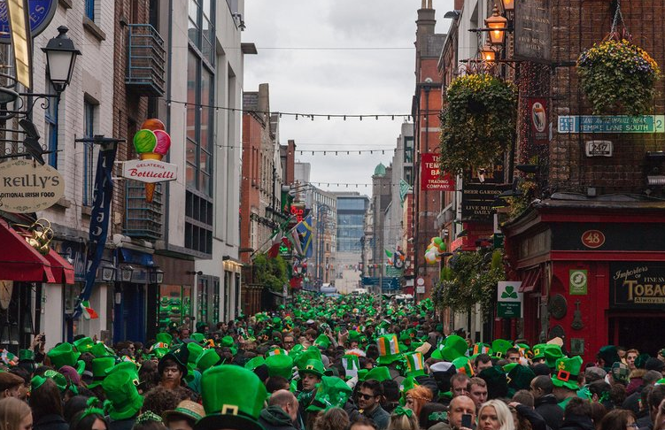 How to Do Dublin on St. Patrick's Day - Travel + Leisure