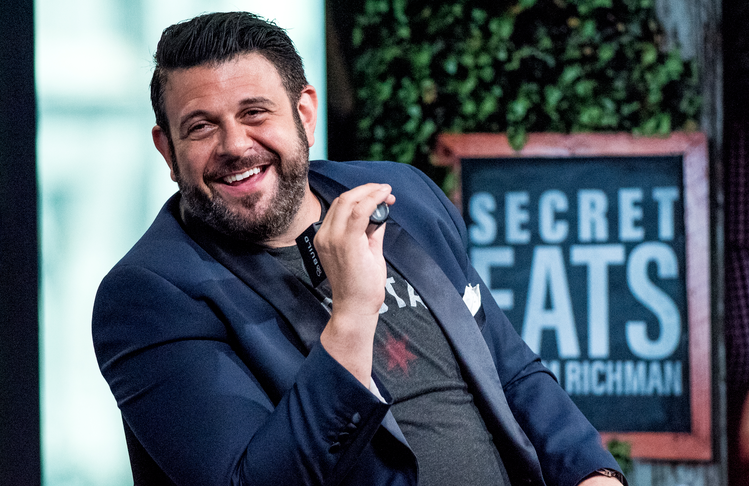 Q&A With Celebrity Chef, Adam Richman  - Travel + Leisure