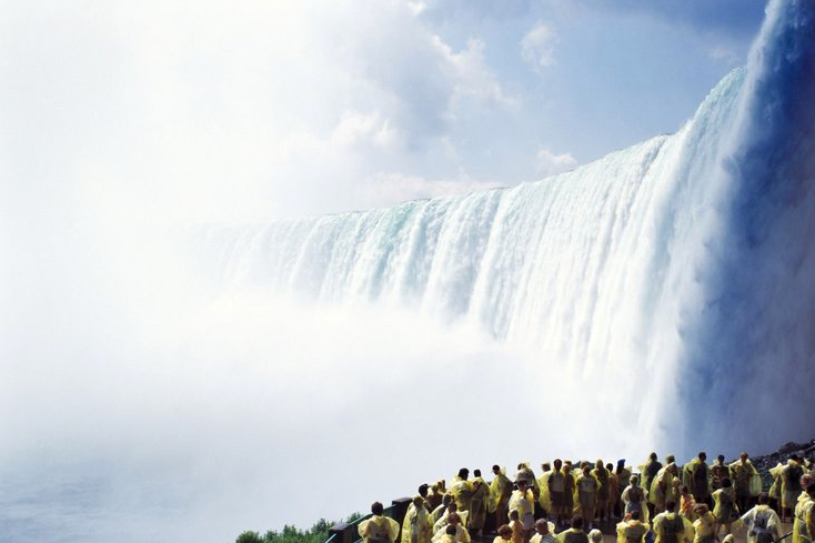 New York State Plans to 'Shut Off' Part of Niagara Falls - Travel + Leisure