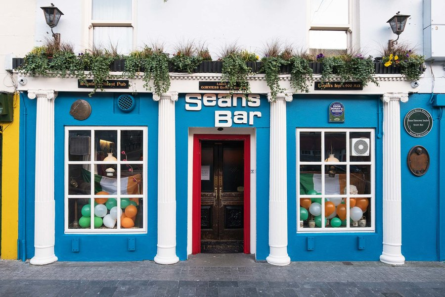 Pull up a Chair at the Oldest Bar in Ireland - DEPARTURES