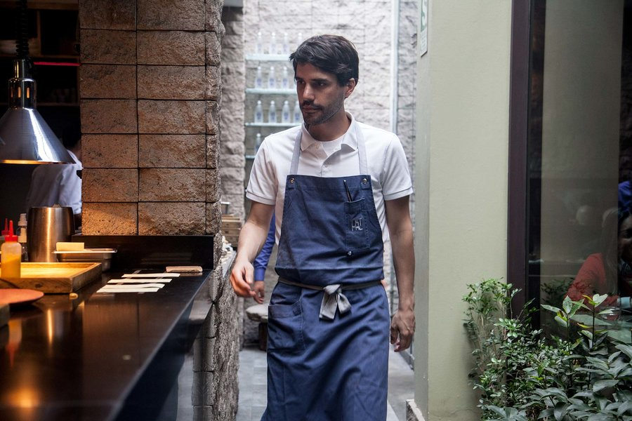 Q&A With the 'World's Best' Chef, Virgilio Martínez - DEPARTURES