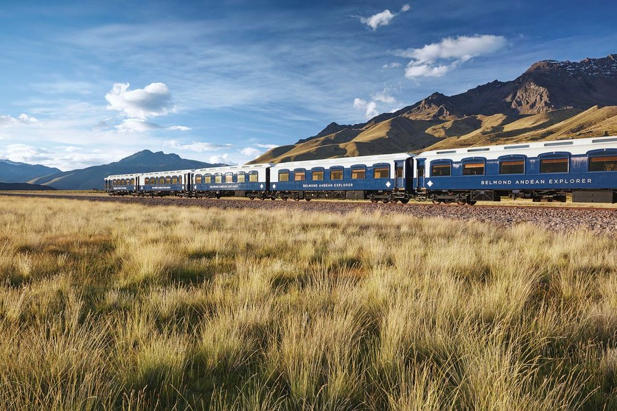 South America's Most Luxurious Train Just Got a Little More Lavish - DEPARTURES