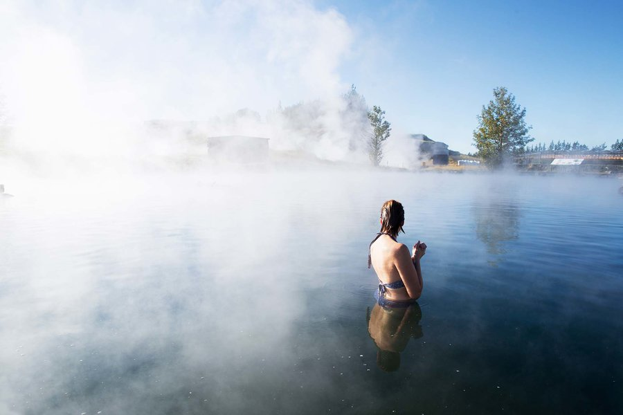 Forget Iceland's Blue Lagoon, There's a 'Secret' Hot Spring You Need to Check Out  - DEPARTURES