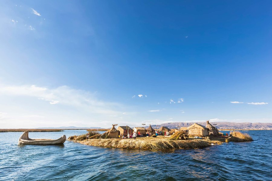 Exploring Southern Peru's Infamous Floating Islands - DEPARTURES