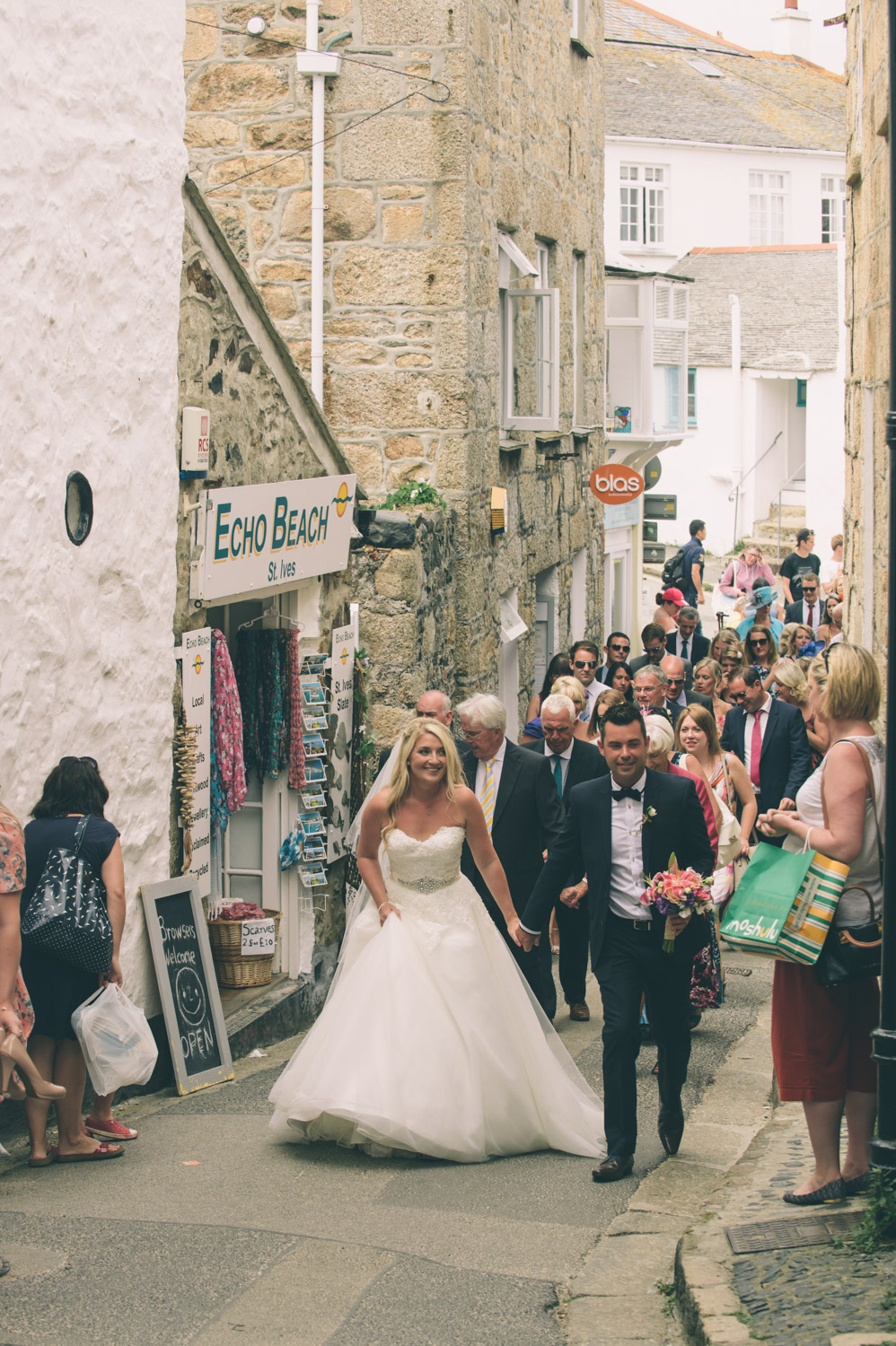 St Ives Wedding