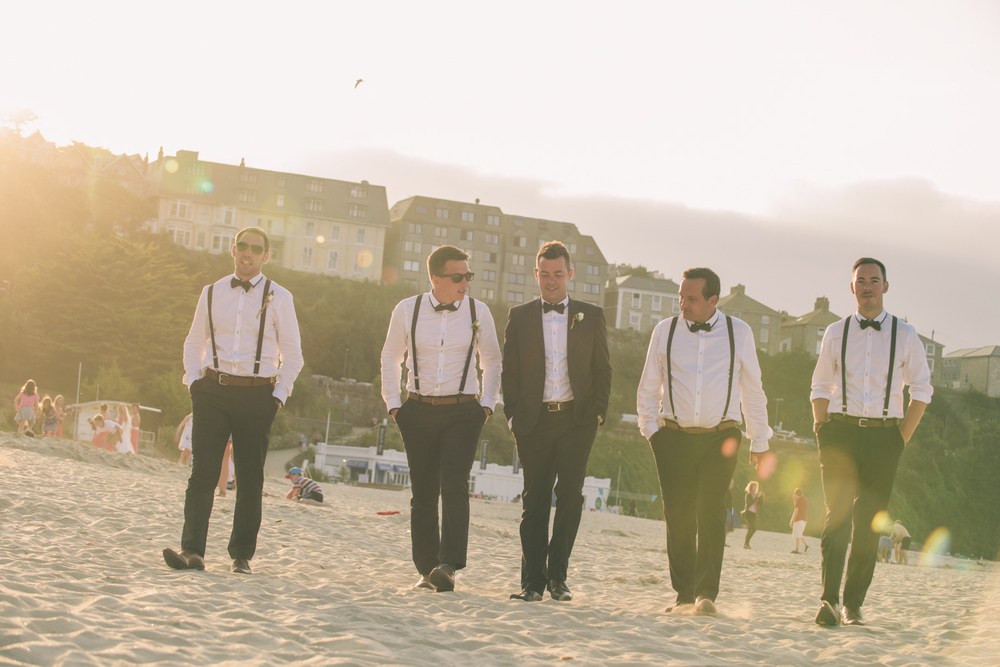 st ives harbour hotel wedding