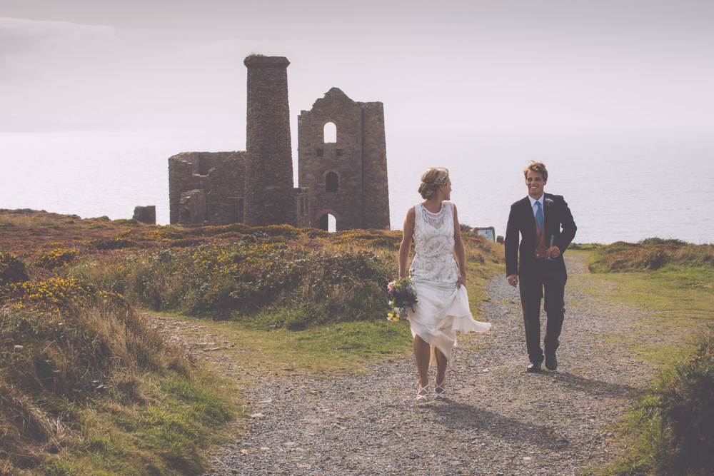 St Agnes Wedding Photographer